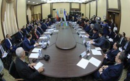 مبادلات بازرگانی ازبكستان و جمهوری آذربایجان به 31 میلیون دلار رسید