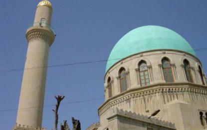 تبلیغ خطیب نماز جمعه مسجد «اژدربگ» باکو در حمایت از الهام علی اف موجب اعتراض نمازگزاران شد