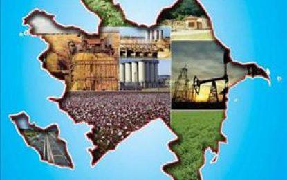 رشد اقتصادی یک درصدی جمهوری آذربایجان در سال جاری