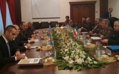 همکاری جمهوری آذربایجان و ایران برای تولید تجهیزات نظامی مشترک