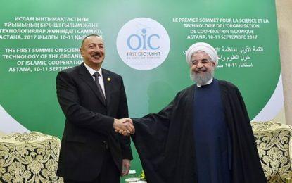 آیا عربستان و اسرائیل به دنبال محاصره ایران از طریق آذربایجان هستند؟