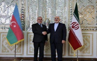 رییس مجلس عالی جمهوری خودمختار نخجوان سالروز پیروزی انقلاب اسلامی را به ظریف تبریک گفت