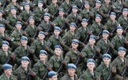 وبگاه پراودا:تیپ زرهی قدرتمند روسیه برای دفع تهدیدهای ناتو در قفقاز مستقر میشود