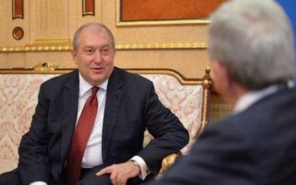 معرفی نامزد جدید ریاست جمهوری ارمنستان