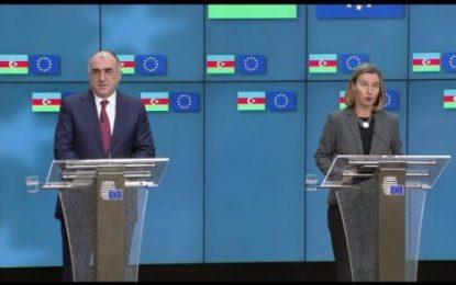 مسئول سیاست خارجی اتحادیه اروپا:مناقشه قره باغ راه حل نظامی ندارد