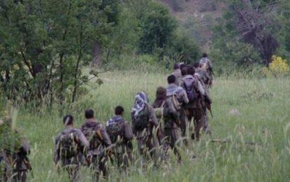ادعای روزنامه حریت ترکیه: نیروهای پ.ک.ک در حال نقل مکان به قره باغ هستند