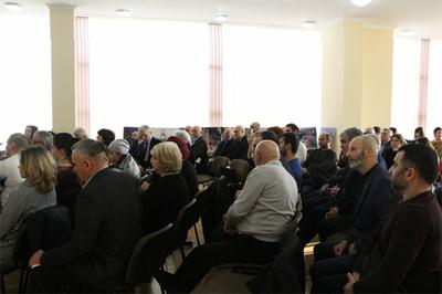 افتتاح انجمن دوستی روسیه و ایران در ولادی قفقاز