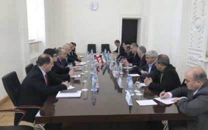 رئیس گروه دوستی پارلمانی ایران و گرجستان: ایران همواره از حقوق تمامی کشورهای منطقه در حفظ مرزهای خود حمایت میکند