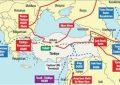 """وام ۹۳۲ میلیون یورویی """"بانک سرمایه گذاری اروپا"""" برای پروژه انتقال گاز جمهوری آذربایجان به اروپا"""