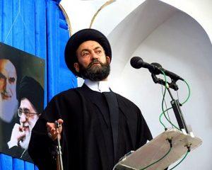 آیت الله  عاملی:حاج علی اکرام قهرمان ملی و دینی جمهوری آذربایجان است