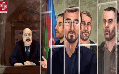 انتقال عضو محبوس جنبش اتحاد مسلمانان جمهوری آذربایجان  به سلول انفرادی