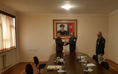 وابسته نظامی سفارت ایران در باکو: امنیت حاکم بر مرزهای ایران و جمهوری آذربایجان به نفع هر دو کشور است