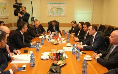 توافق گرجستان و رژیم صهیونیستی درباره افزایش مبادلات تجاری