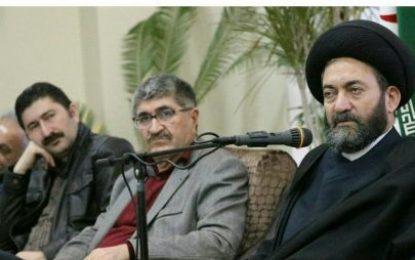 دیدار علویان ترکیه با آیت الله سید حسن عاملی