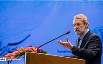 لاریجانی در همایش تجاری ایران و روسیه: گفتوگوهای ایران با اوراسیا برای پیوستن به اتحادیه گمرکی به نتیجه رسیده است