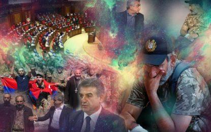 تحلیلی بر تحولات اخیر در ارمنستان و نقش آن بر مناقشه قره باغ کوهستانی