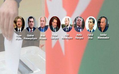 گذری بر انتخابات ریاست جمهوری آذربایجان