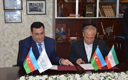 امضای قرارداد همکاری دانشگاه خوارزمی و دانشگاه نفت باکو