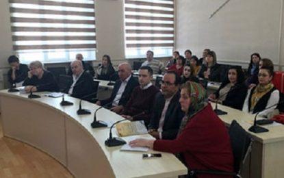 دیدار رایزن فرهنگی ایران با معاون وزیر فرهنگ و آموزش گرجستان