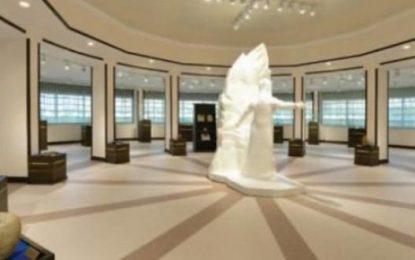 در چارچوب سیاست « هویت سازی» برای جمهوری آذربایجان ، برای حضرت نوح (ع) در جمهوری خودمختار نخجوان ، مجسمه برپا شد.