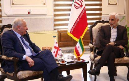 سفیر گرجستان در تهران: همواره از ایران دفاع می کنیم