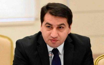 سخنگوی وزارت خارجه آذربایجان: باکو آماده ادامه مذاکره با نیروهای سیاسی سالم ارمنستان است