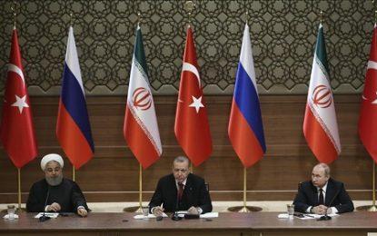 تاکید روسیه، ایران و ترکیه بر تمامیت ارضی و حاکمیت سوریه