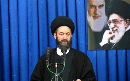 آیت الله عاملی:ترامپ از ایران به بدلیل از بین بردن داعش در منطقه بسیار عصبانی است