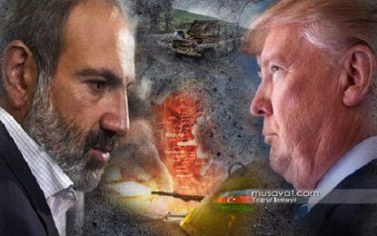ینی مساوات در تحلیلی ارسال پیام تبریک دونالد ترامپ به نخست وزیر جدید ارمنستان را نشانه رقابت آمریکا با روسیه بر سر تصاحب ارمنستان دانست