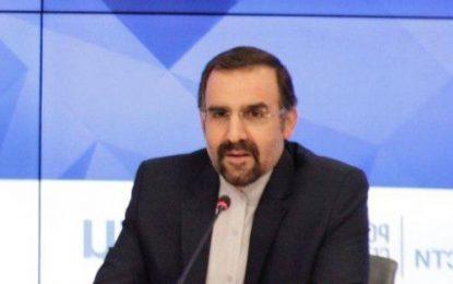بررسی طرحهای آینده جهان در کنفرانس بینالمللی سن پترزبورگ با حضور سفیر ایران در روسیه