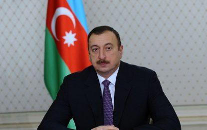 مخالفت الهام علی اف از پیشنهاد نخست وزیر جدید ارمنستان مبنی بر حضور نمایندگان ارامنه قره باغ در مذاکرات صلح میان دو کشور