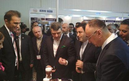 با حضور شرکتهای ایرانی؛ نمایشگاه بین المللی صنایع غذایی باکو گشایش یافت