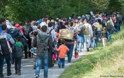 اخراج بیش از هزار تبعه گرجستان از کشورهای اروپایی