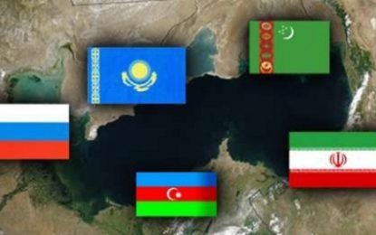 وزارت خارجه آذربایجان؛پنج کشور حاشیه خزر درباره پیش نویس چند سند به توافق رسیدند