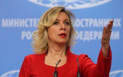 پاسخ شدیداللحن مسکو به اعتراض باکو به دیدار مقامات روسی با رییس جمهوری خودخوانده قره باغ