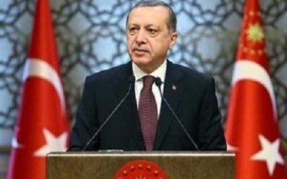 اردوغان ۸ آوریل به روسیه میرود