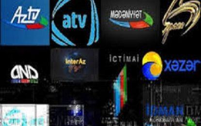 بخش آذری رادیو آزادی آمریکا؛ شبکه های تلویزیونی جمهوری آذربایجان «تفریح» را جایگزین «تفکر» کرده اند