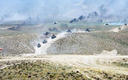 اسپوتنیک:ارتش آذربایجان یکی از روستاهای نخجوان را از دست ارامنه بازپس گرفته است