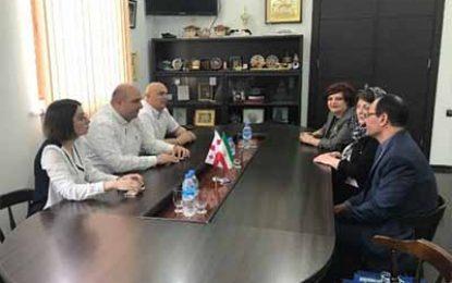 توسعه همکاریهای فرهنگی بین ایران و گرجستان
