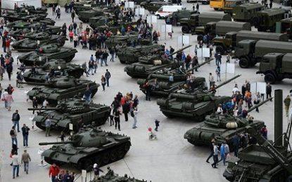 نگرانی ایروان از فروش تسلیحات نظامی بلاروس به جمهوری آذربایجان