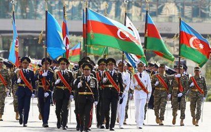 یکصدمین سالگرد تاسیس ارتش جمهوری آذربایجان؛ عرض اندام ارتش آذربایجان / احتمال آغاز فاز دوم جنگ قره باغ
