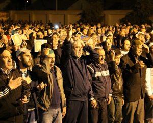 اولین شب از شب های لیالی قدر با حضور باشکوه مردم متدین جمهوری آذربایجان در مساجد این کشور برگزار گردید/تصاویر