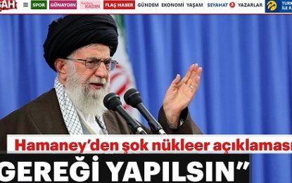 رسانه های ترکیه: رهبر ایران به عهدشکنی آمریکا پاسخ عملی داد