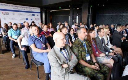با حضور هشت کشور، رزمایش امنیت هسته ای در تفلیس آغاز شد