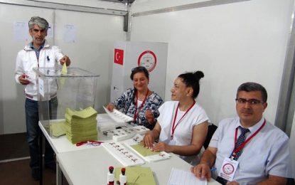 رای گیری انتخابات مجلس و ریاست جمهوری ترکیه آغاز شد