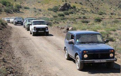 نیروهای نظامی جمهوری آذربایجان ۱۱ هزار هکتار از اراضی نخجوان را تحت کنترل خود درآوردند