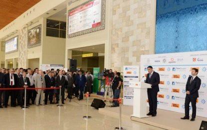 با حضور ایران؛ نمایشگاه «حمل و نقل خزر» در باکو گشایش یافت