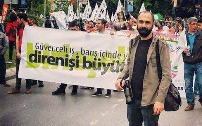 یک روزنامه نگار دیگر در ترکیه دستگیر شد