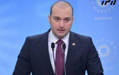 نخست وزیر جدید گرجستان کابینه خود را معرفی کرد