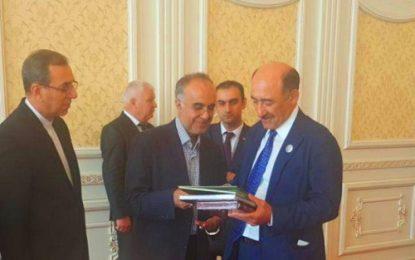 وزیر فرهنگ جمهوری آذربایجان: آماده ارتقای همکاری فرهنگی تهران و باکو هستیم